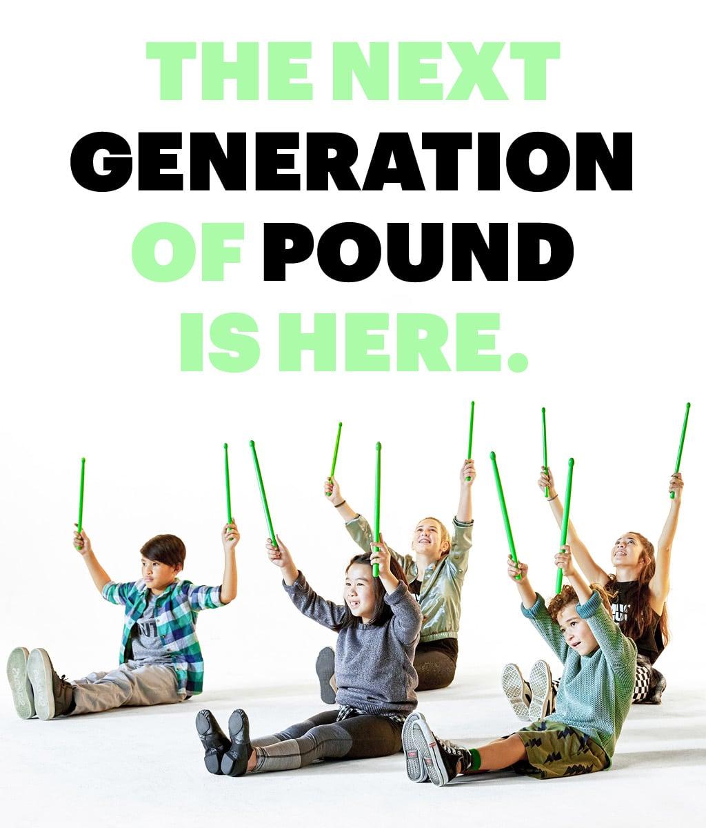 Generation Pound Pound Rockout Workout