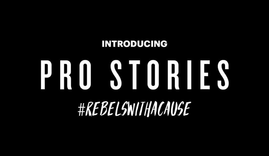 Introducing Pro Stories Rebels With A Cause Pound Rockout Workout