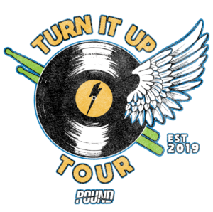 TURN IT UP TOUR 2019