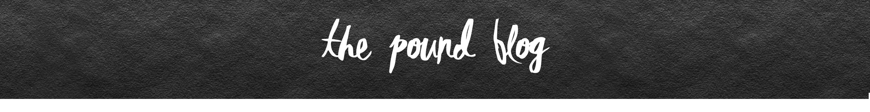 Pound Blog